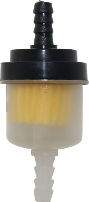 Fuel Filter - Plastic, 49cc to 250cc, Assorted Colours