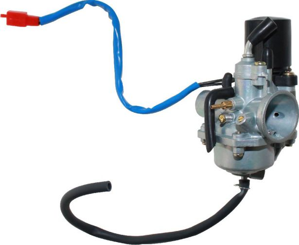 Carburetor - 18mm, Electric Choke