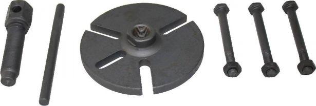 Flywheel Repair Tool, SRZ-150, Yamaha125, GY6 Motorcycle and ATV