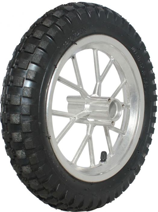 Rim and Tire Set - Front 8