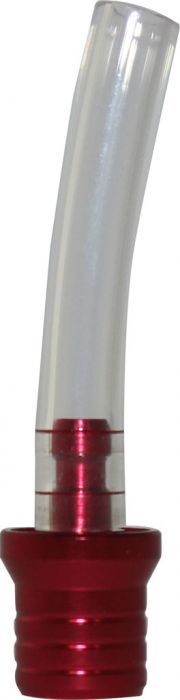 Gas Cap Vent Tube - Red