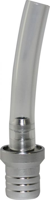 Gas Cap Vent Tube - Chrome