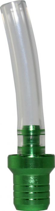 Gas Cap Vent Tube - Green