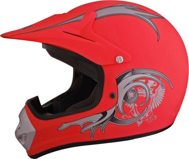 PHX Helium 2 - Premiere, Gloss Red, L