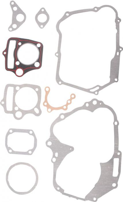 Gasket Set - 9pc, 125cc Top and Bottom End