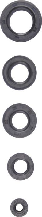 Oil Seal Kit - 125cc to 250cc, WY125, 5pcs