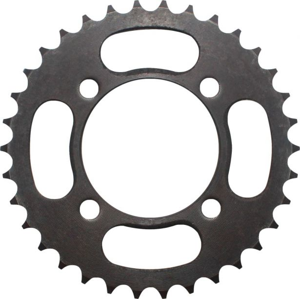 Sprocket - Rear, 420 Chain, 34 Tooth