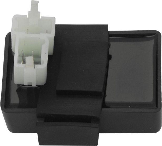 CDI - 150cc to 250cc, 6 Pin Rectangular Connectors, DC