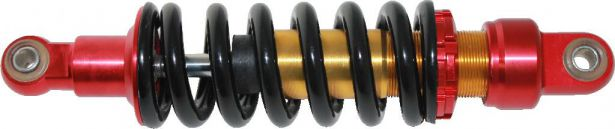 Shock - 285mm, 11mm Spring, Adjustable, Aluminum