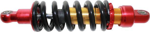 Shock - 285mm, 11mm Spring, Adjustable, Aluminum