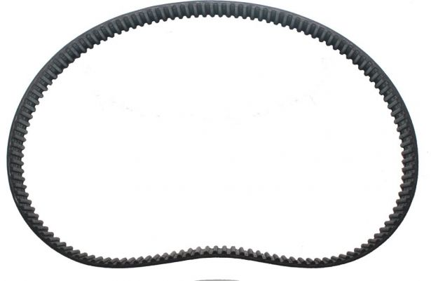 drive belt - scooter  htd384-3m-12