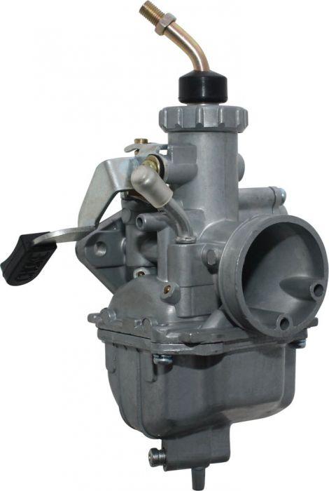 Carburetor - 26mm, Manual Choke, Yamaha YBR 125