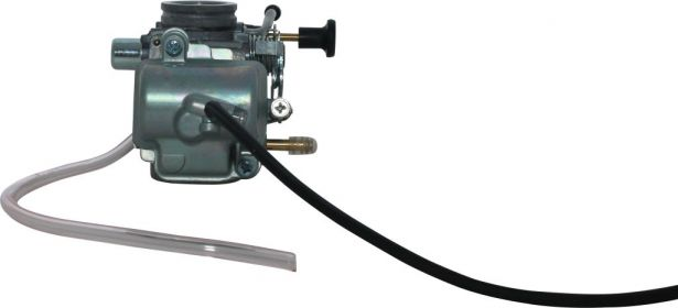 Carburetor - 26mm, Manual Choke, Suzuki EN 125