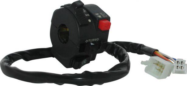 Switch - 50cc to 250cc ATV