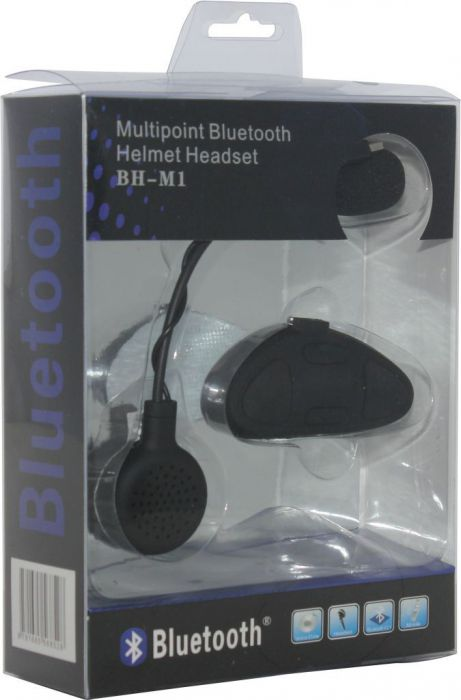 Bluetooth Headset - Multipoint Bluetooth Helmet Headset