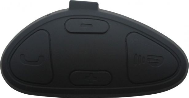 Bluetooth Headset - Multipoint Bluetooth Helmet Headset