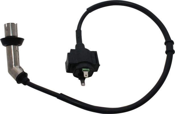 Ignition Coil - Odes 400cc, Liangzi LZ400-4, 2 Prong