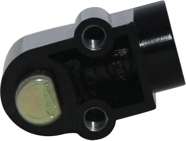 Ignition Key Switch - Odes  400cc  Liangzi Lz400-4  With Steering Lock