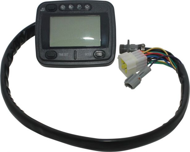 combination meter - digital instrument cluster, odes 400cc, liangzi lz400-4