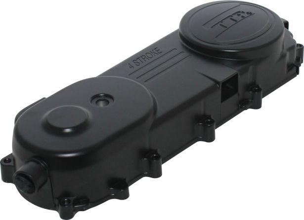 Conlense 4 Pcs Engine Crankshaft Gear Crank Case Oil Seal for Most GY6 125cc 150cc 152 QMI 157QMJ