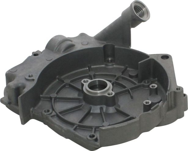 Engine Cover - Crank Case Cover, GY6, 125cc, 150cc, Right