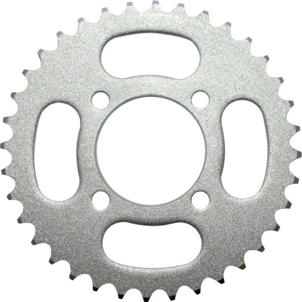 Sprocket - Rear, 420 Chain, 36 Tooth