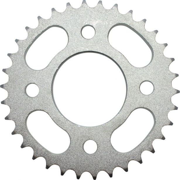 Sprocket - Rear, 428 Chain, 34 Tooth