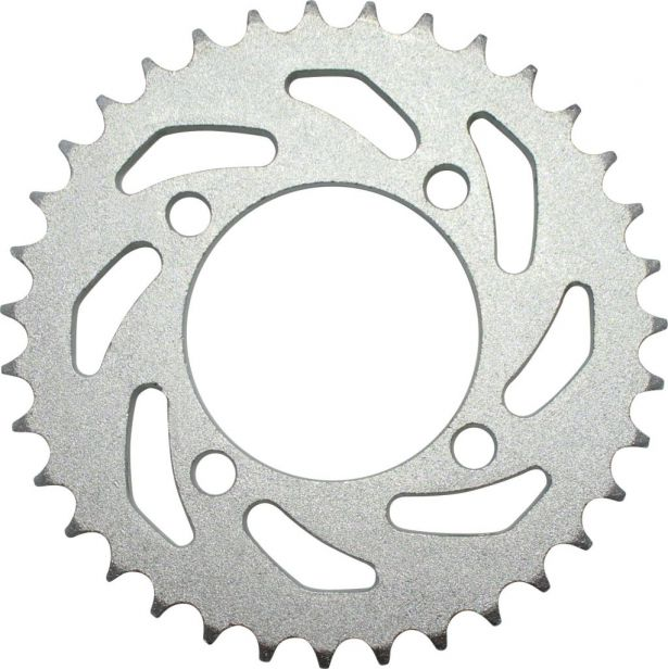 Sprocket - Rear, 428 Chain, 35 Tooth