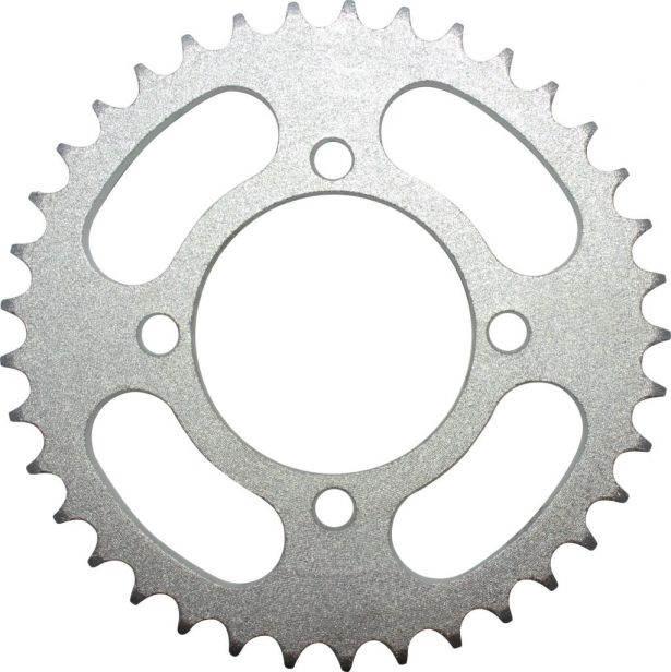 Sprocket - Rear, 428 Chain, 37 Tooth