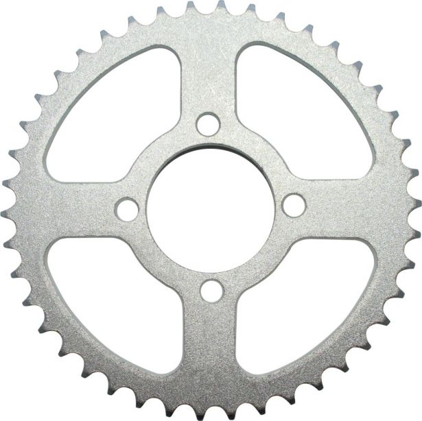 Sprocket - Rear, 428 Chain, 42 Tooth, 52.2mm hole