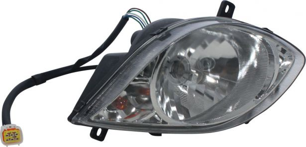 Front Light - 300cc to 1000cc, Left, UTV, Chironex, Xinyang