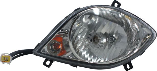 Front Light - 300cc to 1000cc, Left, UTV, Chironex, Xinyang
