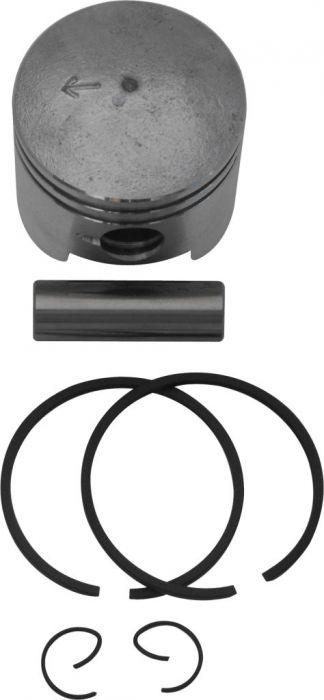 Piston and Ring Set - 47cc, 49cc, 40mm, 10mm (6pcs)