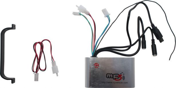MP3 Player - XY500UE, XY500UE, Chironex