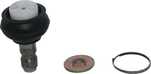 Ball Joint - Front Rocker Buttonhead,  XY500UE, XY600UE, Chironex