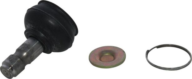Ball Joint - Front Rocker Buttonhead,  XY500UE, XY600UE, Chironex