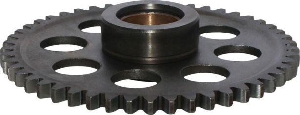 Reduction Gear - 49 Teeth, Buyang, Chironex, Stels, 300cc