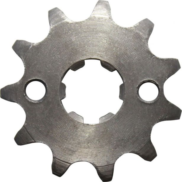 Sprocket - Front, 11 Tooth, 420 Chain, 17mm Hole