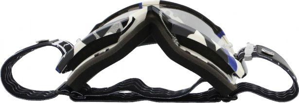 PHX GPro Adult Goggles - X2, Matrix, Limited Edition