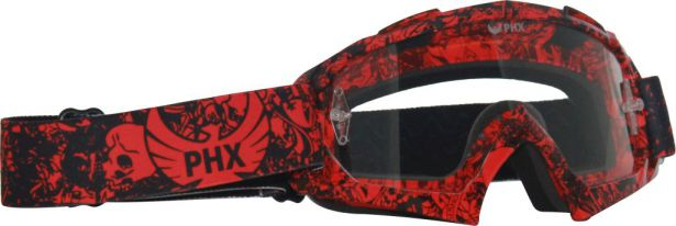 PHX GPro Adult Goggles - X1, Sinister