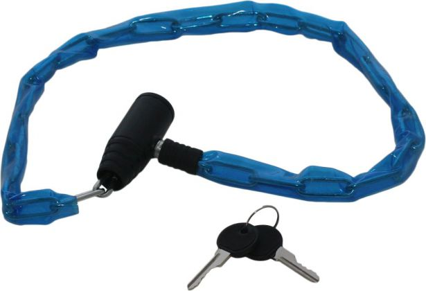 Light Lock - Chain, 3.5X900MM, Blue