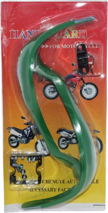 Hand Guard - Motorcycle, ATV, Green