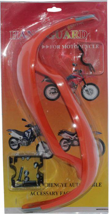Hand Guard - Motorcycle, ATV, Orange