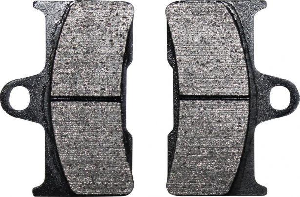 Brake Pads - CF Moto, Odes, CF188, 400cc, 500cc, 600cc, 625cc, 800cc, (2pcs)