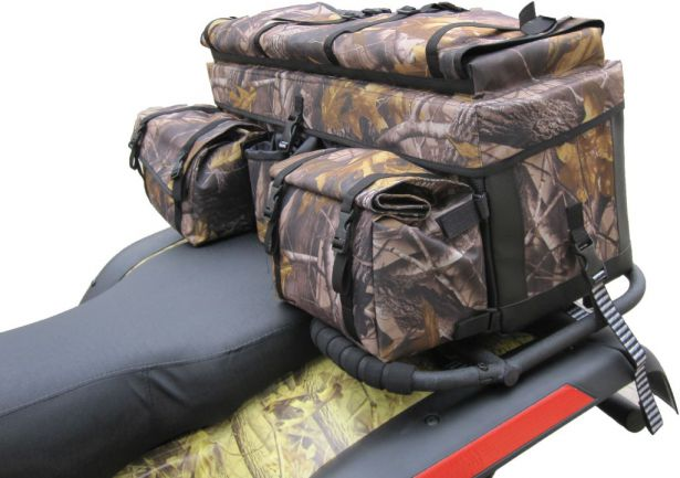 ATV Rack Bag - Multi-Level Version 1, Camo