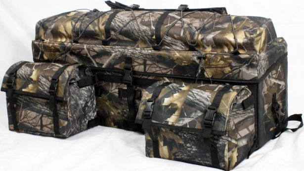 ATV Rack Bag - Multi-Level Version 2, Camo