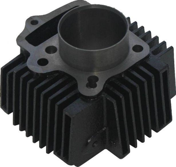 Cylinder Block - 125cc, Air Cooled