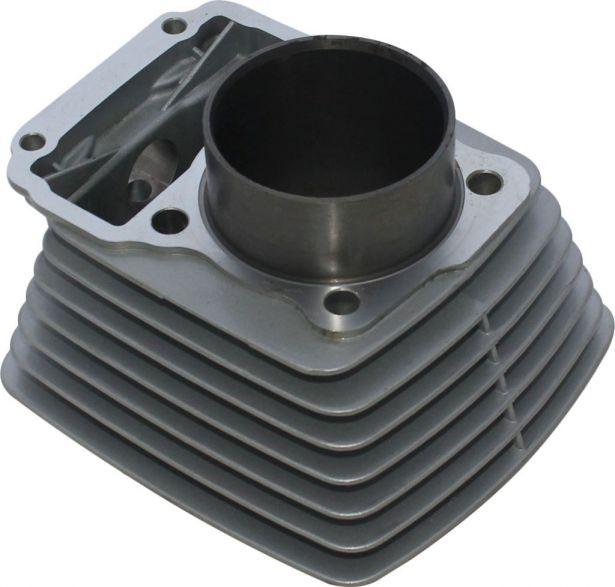 Cylinder Block - 150cc, Air Cooled
