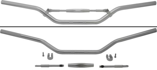 Handle Bar - Aluminum, Adjustable