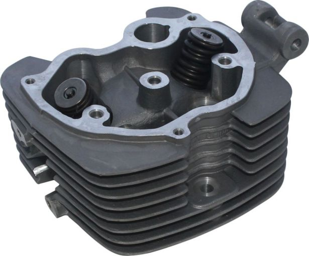 Cylinder Head Assembly - 150cc, Air Cooled